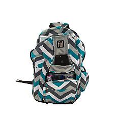 ful Dash School Laptop Backpack Teal
