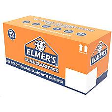 Elmers Glue 60 Piece Classroom Slime