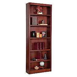 Concepts In Wood Bookcase 6 Shelves