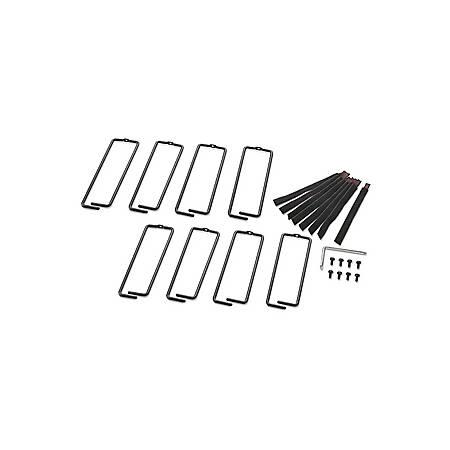 APC NetShelter SX 750mm Cable Ring Set - Black