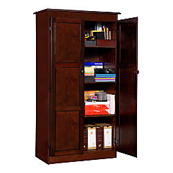 Concepts In Wood Storage Cabinet 60
