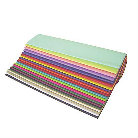 "Partners Brand 20"" x 30"" Popular Tissue PaPer Assortment Pack, 480 Sheets"