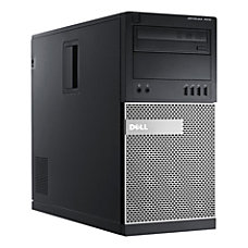 Dell Optiplex 7010 Refurbished Desktop PC