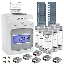 uPunch UB2000 Electronic Calculating Punch Card