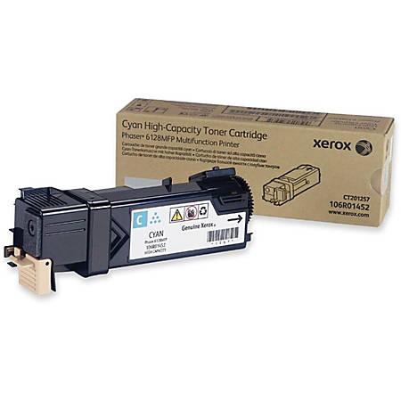 Xerox 106R01452 Cyan Toner Cartridge