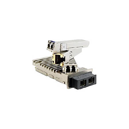 AddOn Juniper Networks JNP-QSFP-40G-LX4 Compatible TAA Compliant 40GBase-LX4 QSFP+ Transceiver (MMF/SMF, 1270nm to 1330nm, 150m/2km, LC, DOM)