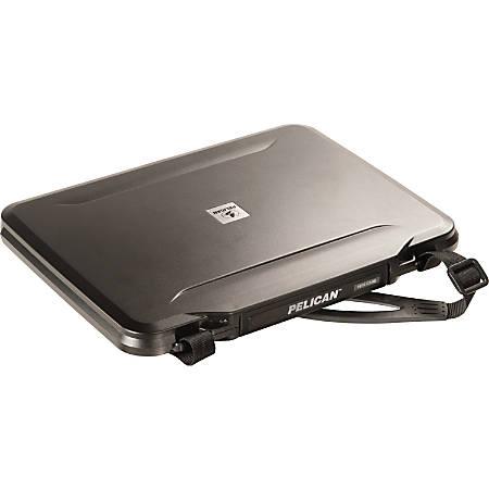 "Pelican HardBack Laptop Case For 13"" Ultrabooks, Black"