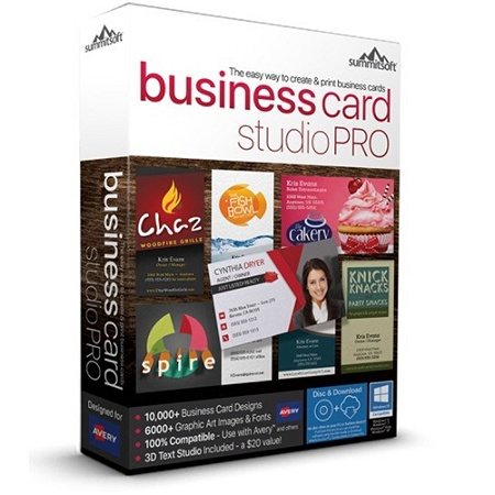 Business card studio pro download version by office depot officemax reheart Choice Image
