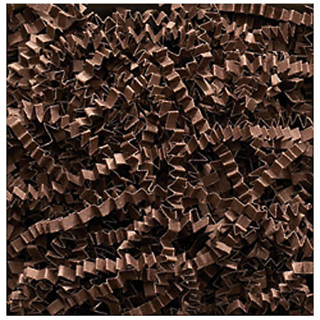 Partners Brand Chocolate Crinkle PaPer, 10 lbs Per Case