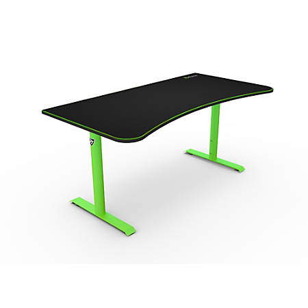 Arozzi Arena Gaming Desk, Green