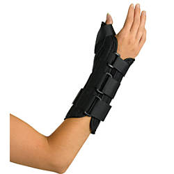 Medline WristForearm Splint With Abducted Thumb