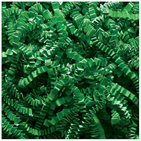 Partners Brand Green Crinkle PaPer, 10 lbs Per Case