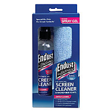 Endust 12275 LCD Plasma Cleaning Combo