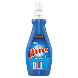 Windex Ammonia D Glass Cleaner Unscented
