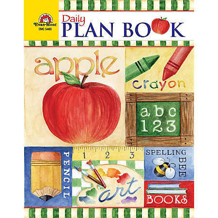 Evan-Moor® Daily Plan Book — School Days