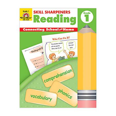 Evan-Moor® Skill Sharpeners Reading, Grade 1