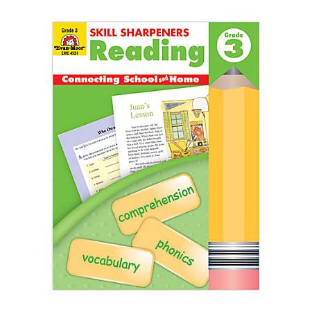 Evan-Moor® Skill Sharpeners Reading, Grade 3