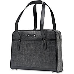 Samsonite Heathered Carrying Case Briefcase for
