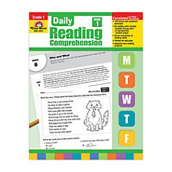 Evan Moor Daily Reading Comprehension