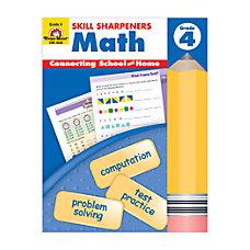 Evan Moor Skill Sharpeners Math Grade