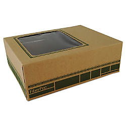 SCT Carryout Boxes Black Pack Of