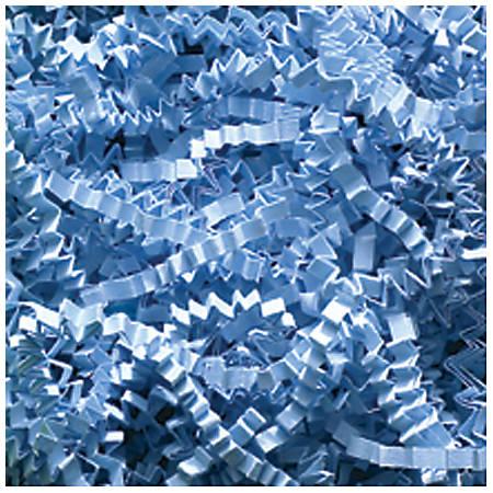 Partners Brand Light Blue Crinkle PaPer, 10 lbs Per Case