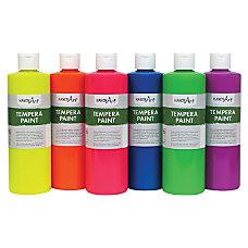 Handy Art Fluorescent Tempera Paint 6