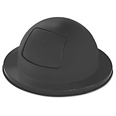 Rubbermaid Commercial Steel Dome Top Trash