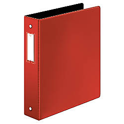Easy Open Reference Round Ring Binder