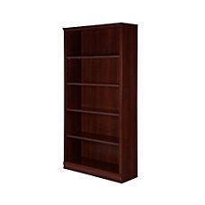 South Shore Morgan 5 Shelf Bookcase