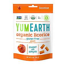 Yummy Earth Organic Gluten Free Licorice