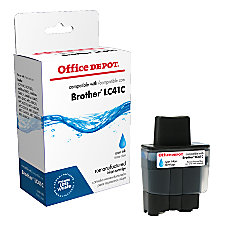 Office Depot Brand R LC41CS Brother
