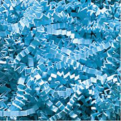 Partners Brand Sky Blue Crinkle PaPer