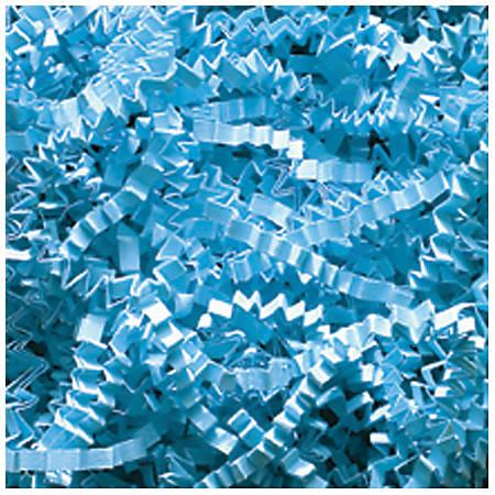 Partners Brand Sky Blue Crinkle PaPer, 10 lbs Per Case