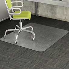 Deflecto DuraMat Chair Mat For Low