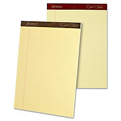 TOPS Gold Fibre Premium Rule Writing