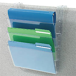 Deflect O Stackable Wall DocuPocket Letter