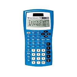 Texas Instruments TI 30X IIS Solar