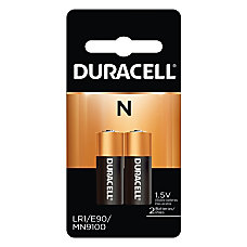 Duracell Coppertop 15 Volt Alkaline N