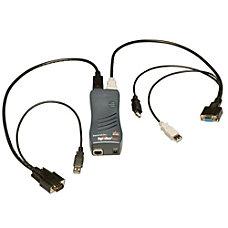 Lantronix SecureLinx SpiderDuo KVM Switch 1