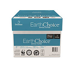 Domtar EarthChoice Office Paper Letter Paper