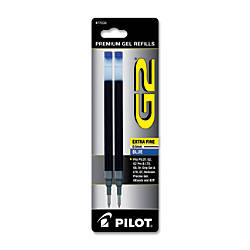 Pilot G2 Premium Gel Ink Refills