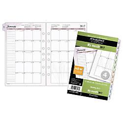 Day Runner Monthly Calendar Refill 5