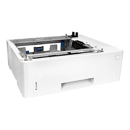 HP LaserJet 550-Sheet Paper Tray - 1 x 550 Sheet - Plain Paper
