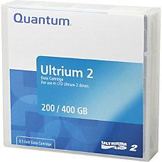 Quantum LTO Ultrium tape cartridges LTO