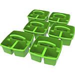 Storex Small Plastic Caddies 5 14