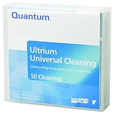 Quantum LTO Universal Cleaning LTO Ultrium