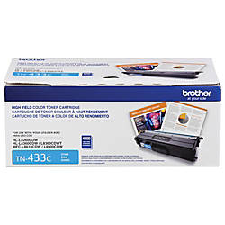 Brother TN433 Series High Yield Toner
