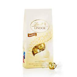 Lindor Chocolate Truffles White Chocolate 85