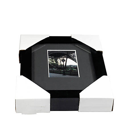 """Partners Brand Frame Protectors 4"""" x 4"""", Case of 500"""